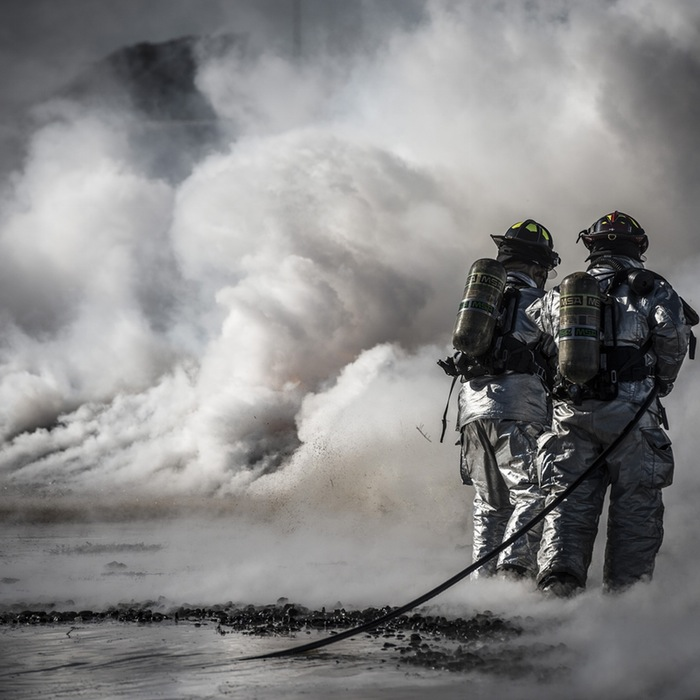 firefighters-training-live-fire